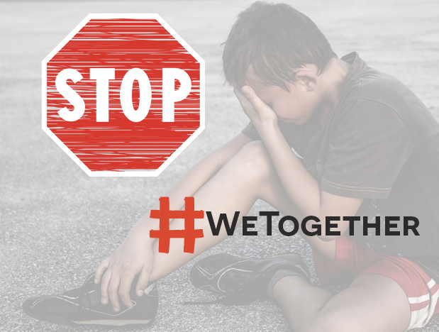 Stop - Kein Machtmissbrauch im Sport - Support