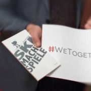 Buch bestellen – #WeTogether unterstützen